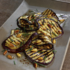Chargrilled Aubergine Antipasto