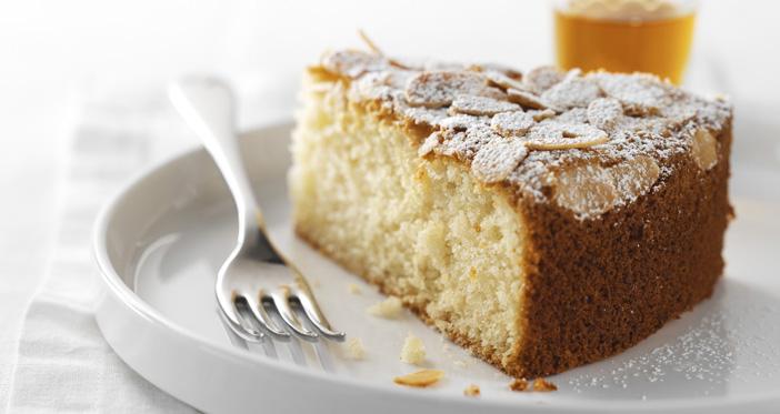 Lemon and Almond Cake | Filippo Berio
