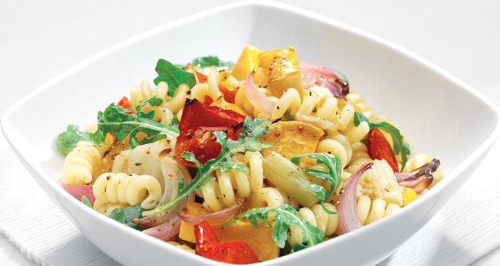 roasted vegetable pasta salad pasta with mushroom sauce spaghetti alla ...