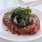 Seared Beef with Rocket