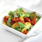Warm Potato and Chorizo Salad