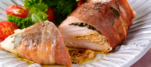 Chicken-wrapped-in-proscuitto
