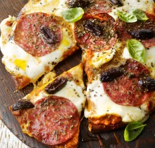 Pizza Diavola Salami