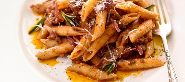 Sausage-Penne-with-Parmesan-crop