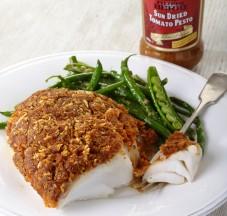 Cod with Pesto Crust Pack