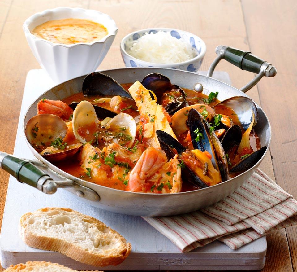 Quick Fish Stew