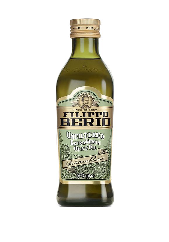 Unfiltered Extra Virgin Olive Oil