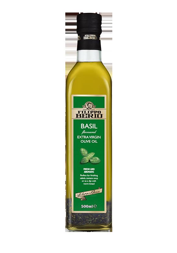 Basil Flavoured
