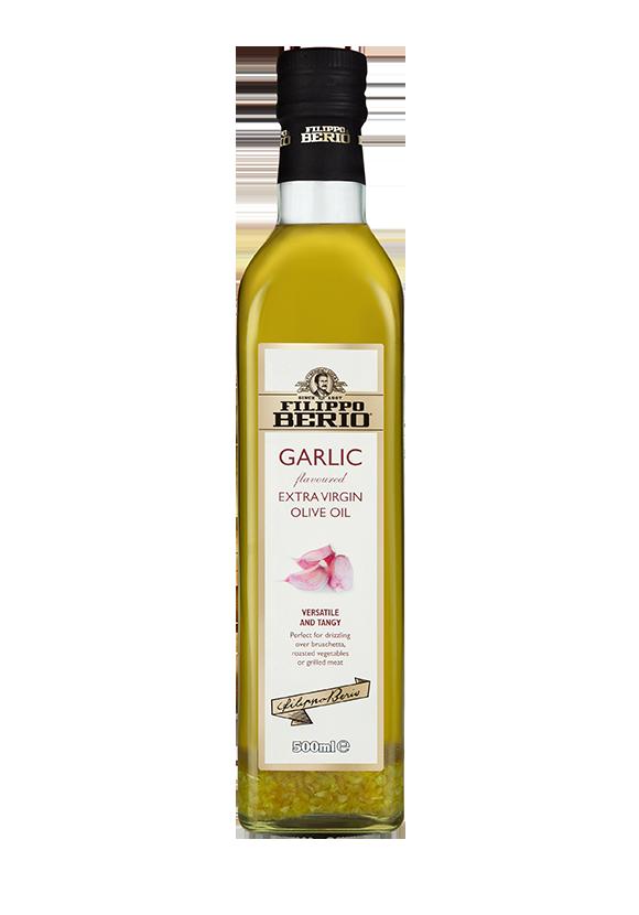 Garlic Flavoured