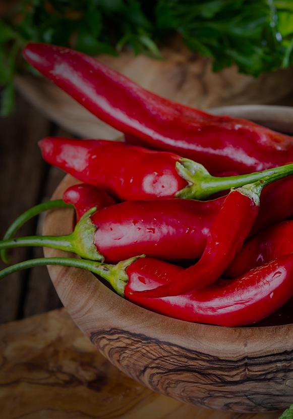 Hot Chilli Flavoured